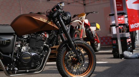 Revived Motorcycle Collections