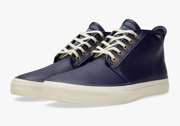 High Top Boating Boots