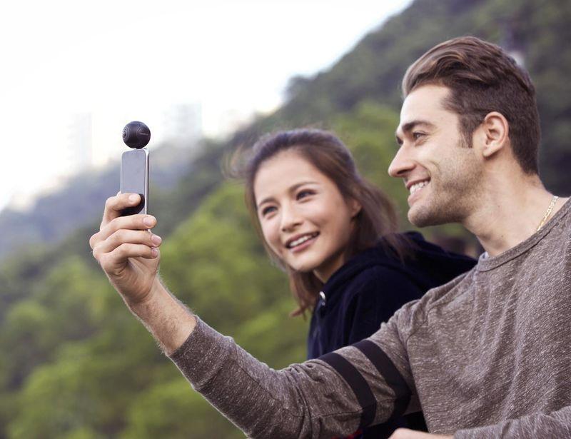 360-Degree Social Media Cameras