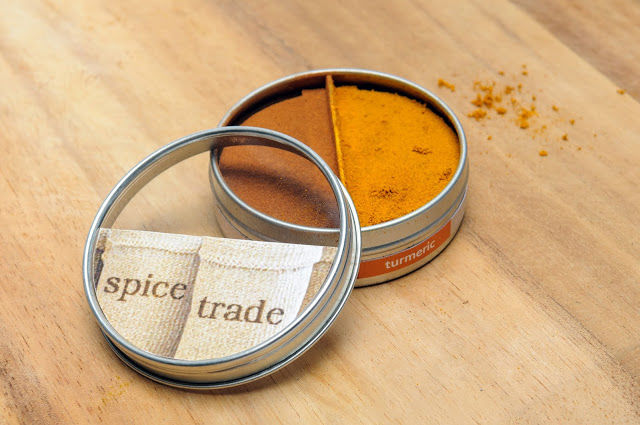 Complementary Spice Packaging