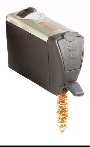 Auto-Measuring Spice Racks