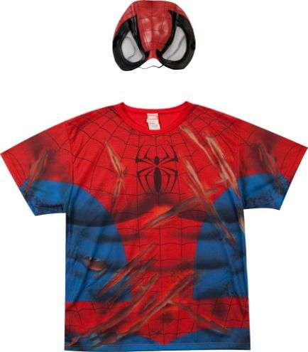 Superhero T-Shirt Sets