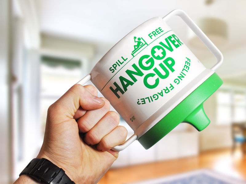 Hangover-Inspired Sippy Cups
