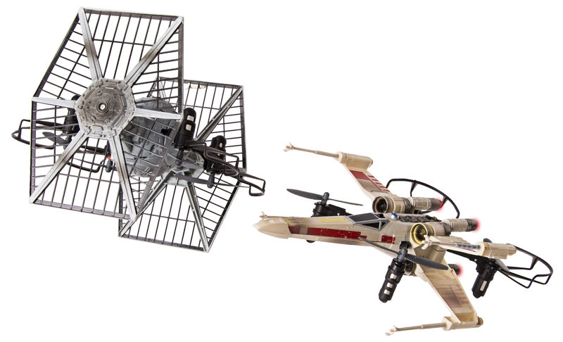 Fantasy Film Drone Toys