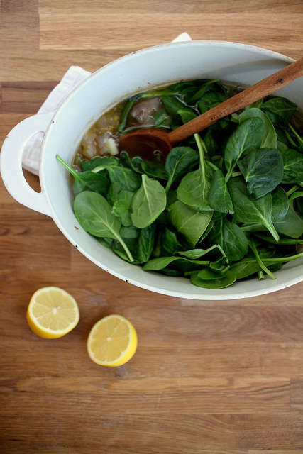 Spinach Broth