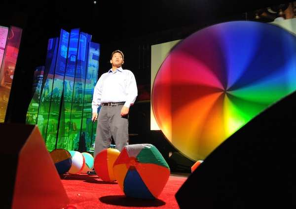 Rainbow Keynote Pranks