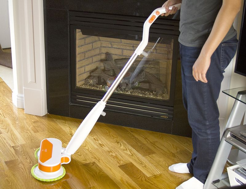 Wireless Spinning Mops