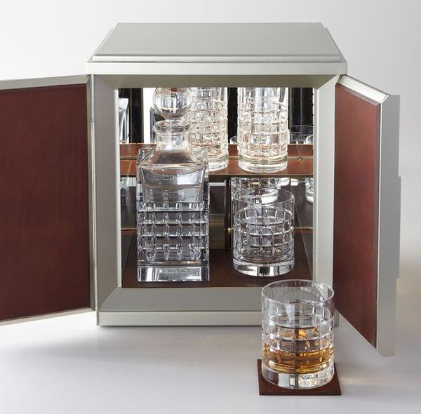 Crystal Desktop Beverage Bars