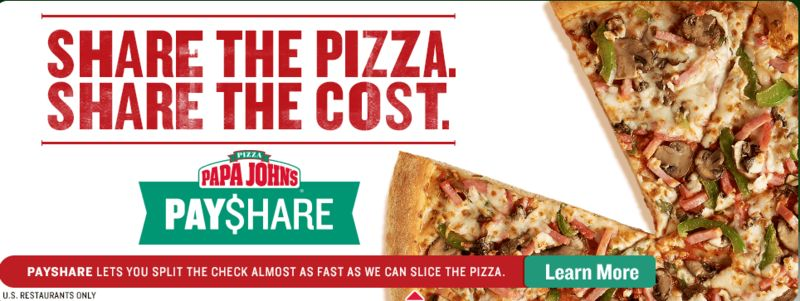 Pizza Payment Sharing
