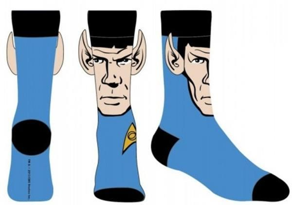 Pointy-Eared Galactic Socks