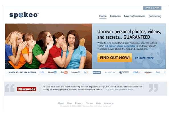 Overzealous Online Directories