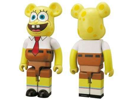 SpongeBob SquarePants Bearbrick