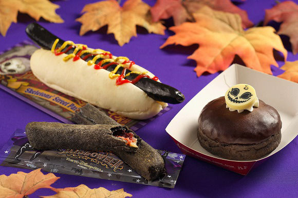 Blackened Halloween Treats