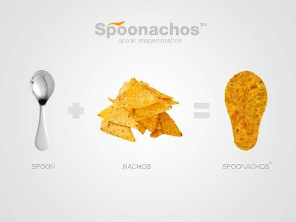 Utensil Tortilla Chips