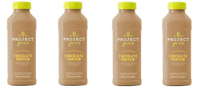 Chocolate Protein Juices