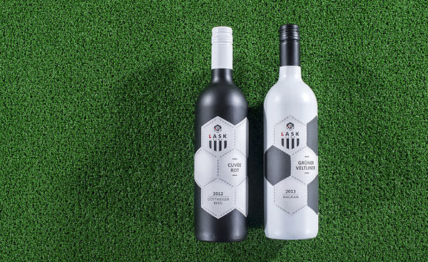 Soccer-Inspired Wines