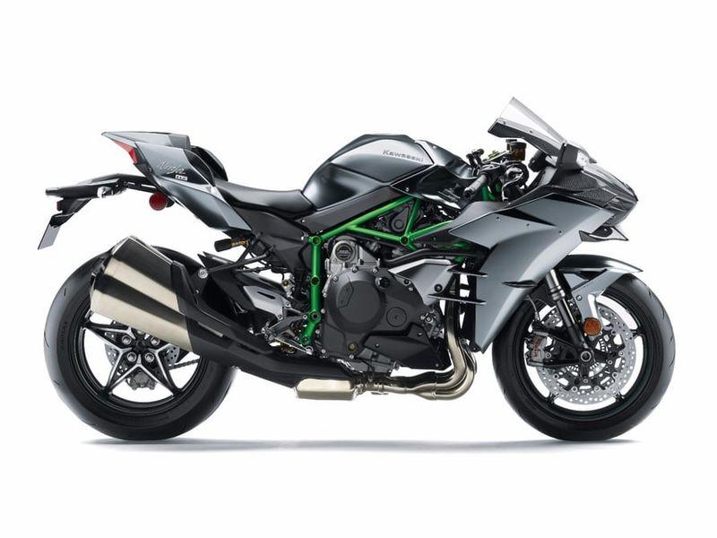 Carbonized Sport Motorbikes