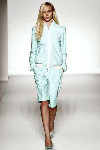 Sporty Pastel Suits