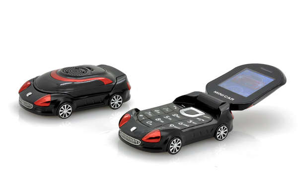 Miniature Automotive Phones
