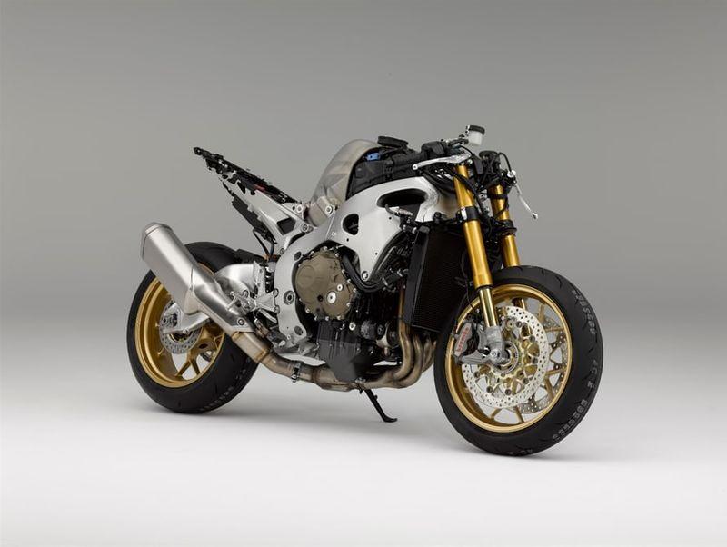 Lightweight Sports Motorbikes