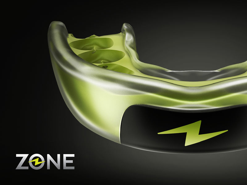 Self-Setting Sports Mouthguards