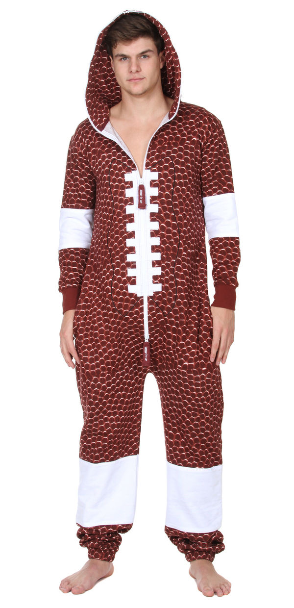 Football-Infused Onesies