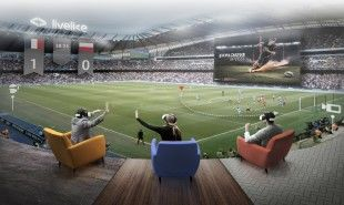 Live Sports VR Apps