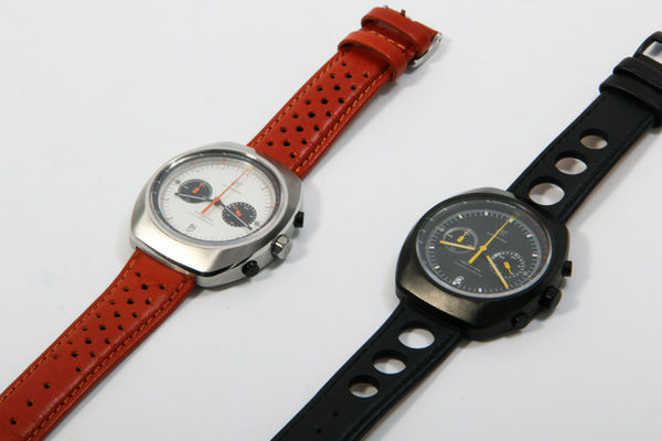 Retro Racing Chronographs