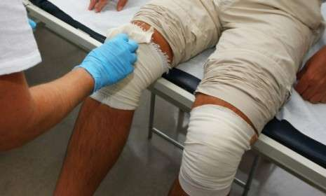 Skin-Building Bandages