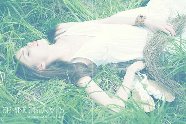 Romantic Field Photography