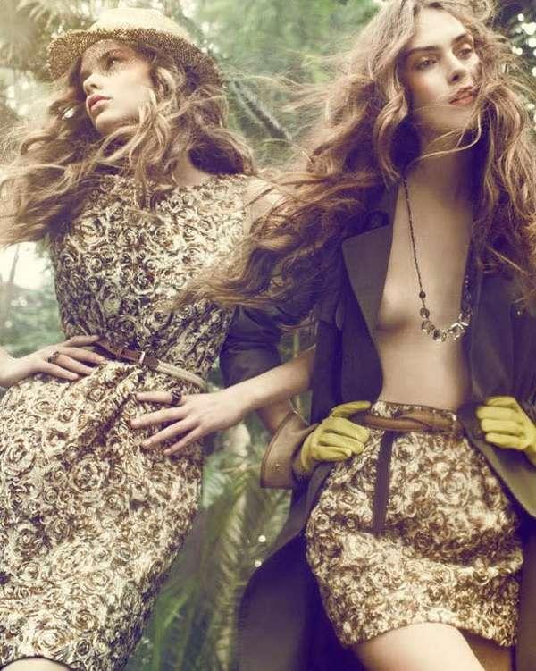 Woodland Nymph Fashion