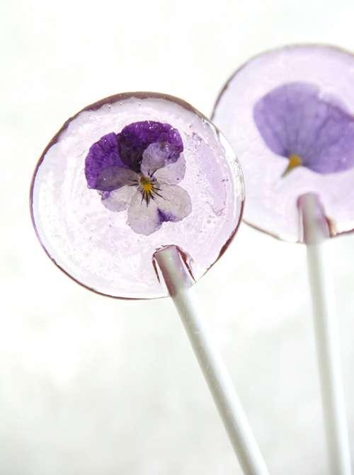 Bloom-Bearing Lollies