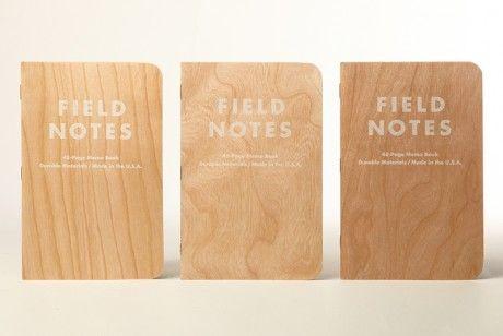 Mimalist Rustic Notebooks