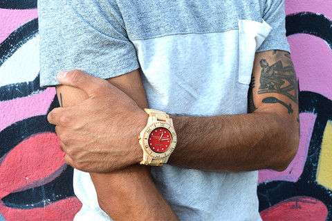 Wooden Hipster Watches