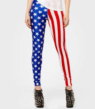 Patriotic Tight Accessories