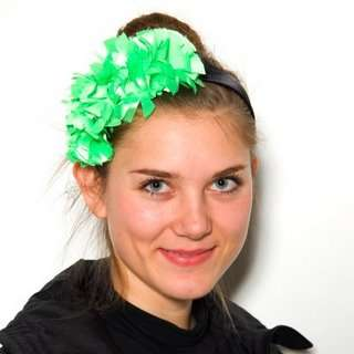 Fake Flower Headbands