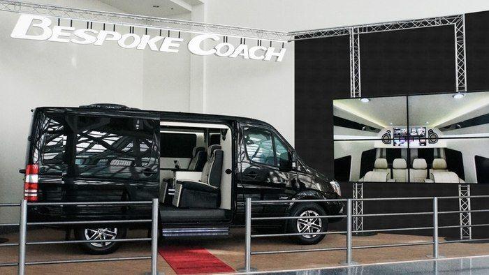 Connected Multimedia Vans