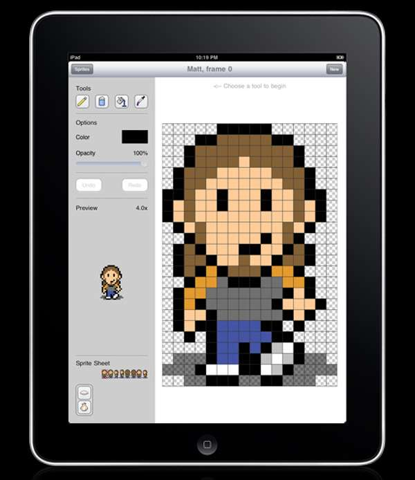 Pixelated Picture Apps