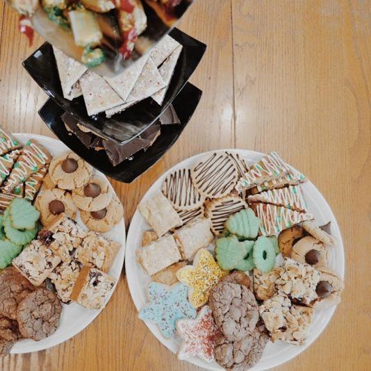 Evergreen Sugar Cookies