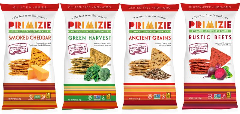 Earthy Snack Chip Lines