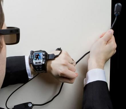 Video-Streaming Watches