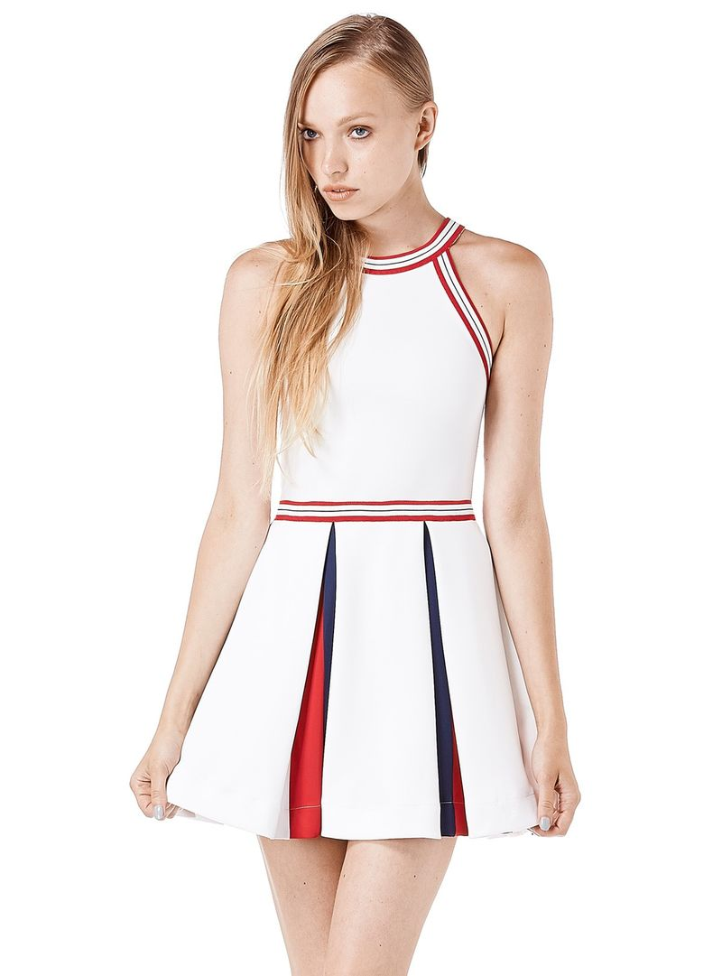 Chic Cheerleader Attire