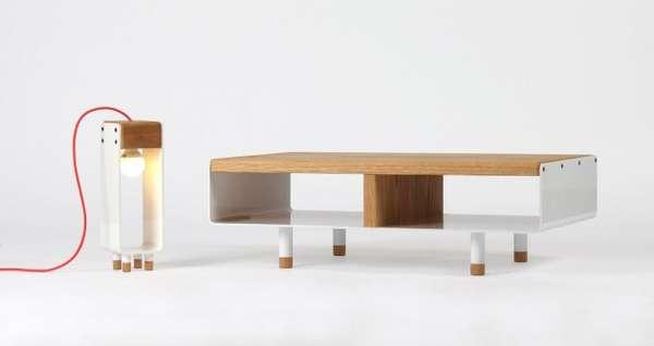 Cartoonlike Furniture