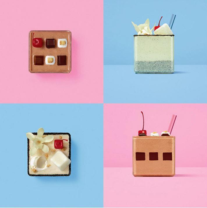 Instagram-Shoppable Milkshakes