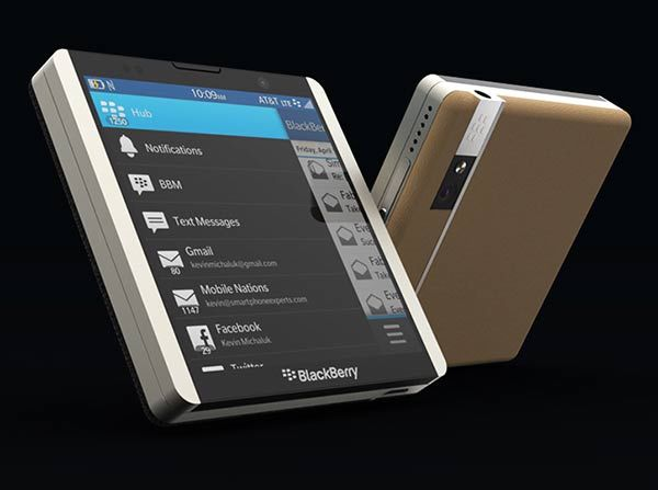 Square Smartphone Designs