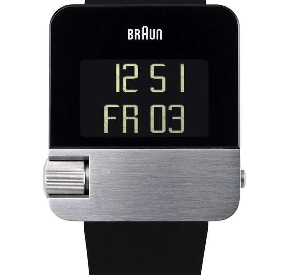 LCD Screen Timepieces