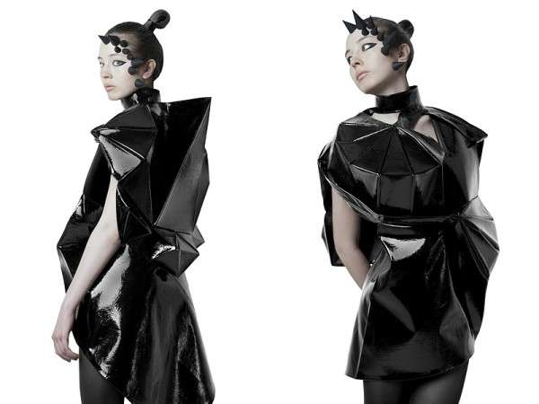 Structural Space-Age Couture