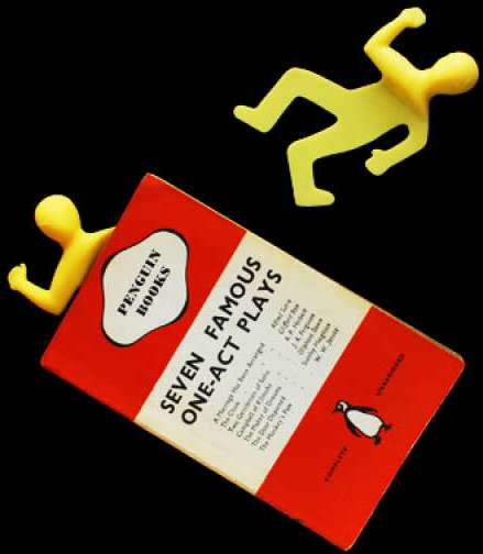 Crushed Body Bookmarks