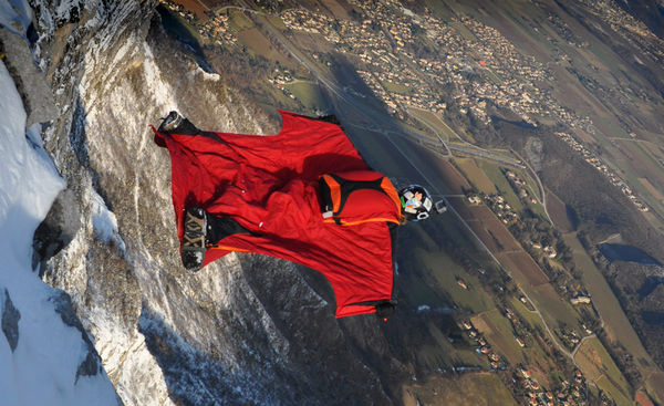Flying Squirrel Suits