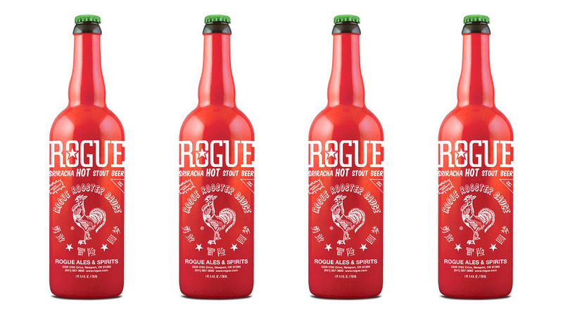 Unconventional Sriracha Beers